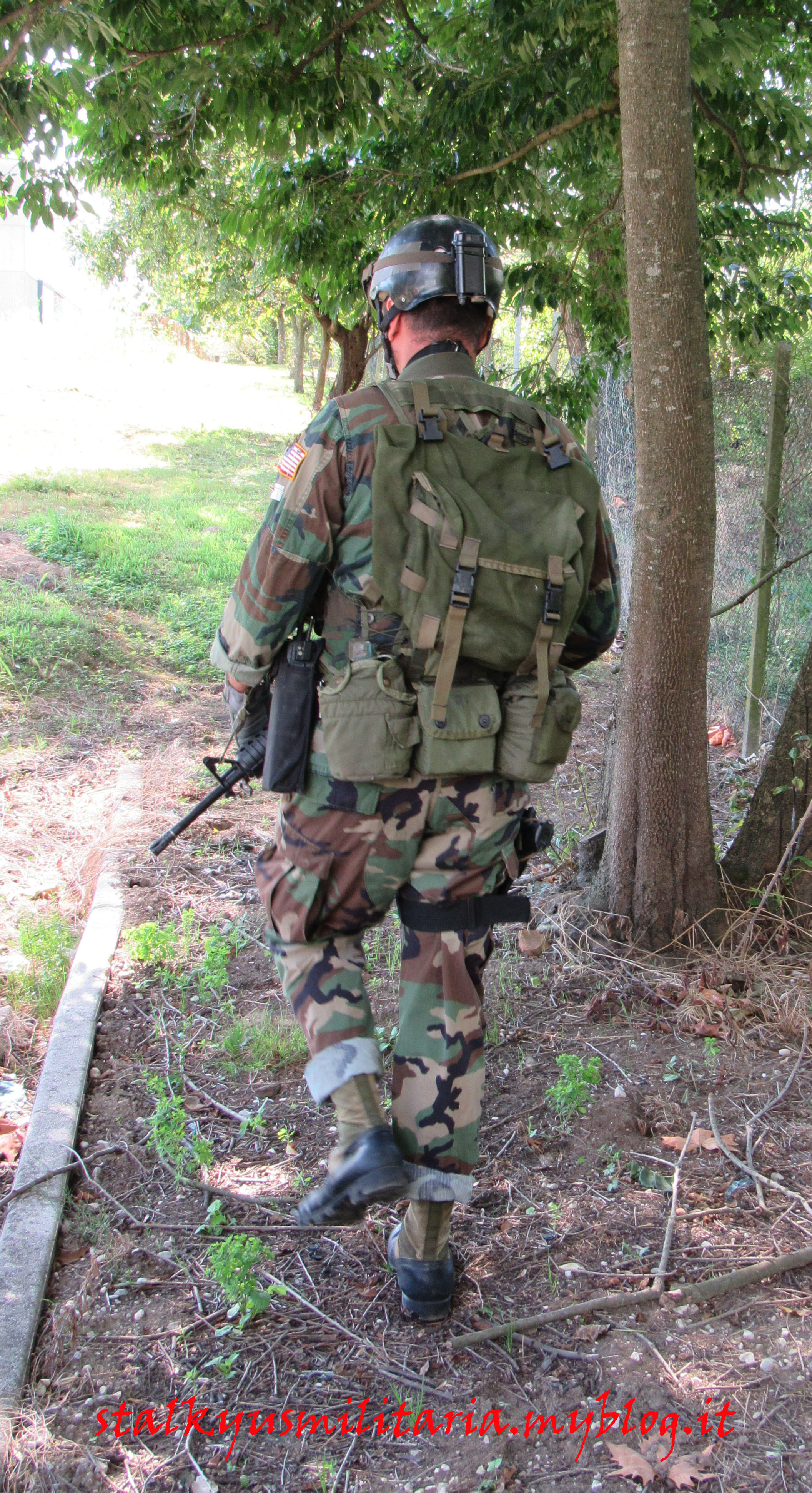 Delta Force Op Just Cause Panama 1989 Stalky Us Militaria