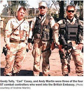 Gordy Tully - Carl Casey - Andy martin